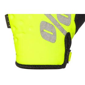 100% Brisker Gloves yellow